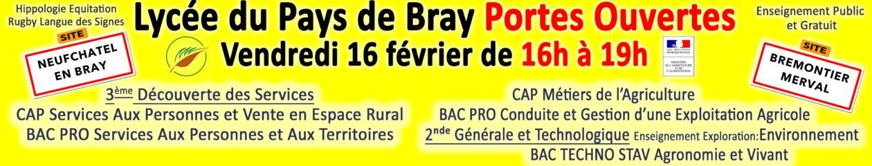 Lycée du Pays de Bray